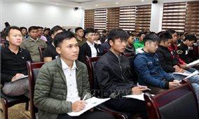 Lào Cai tìm giải pháp hỗ trợ lao động dân tộc thiểu số