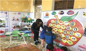 Giúp trẻ em DTTS tự tin giao tiếp bằng tiếng Việt