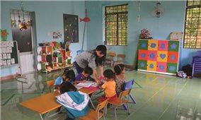 Tăng cường tiếng Việt giúp học sinh DTTS tự tin học tập