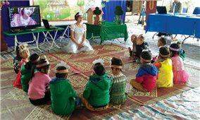 Quỳnh Nhai (Sơn La): Tăng cường tiếng Việt cho học sinh vùng DTTS