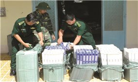 Dựa vào dân để phòng, chống buôn lậu hiệu quả