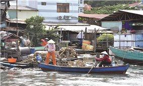 Bà Rịa-Vũng Tàu: Báo động tình trạng ô nhiễm môi trường do rác thải