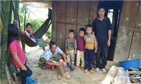 Phú Vinh-Nơi hầu hết người dân không có giấy tờ tùy thân