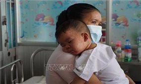 Kiểm soát bệnh sởi: Cần tăng độ bao phủ tiêm chủng