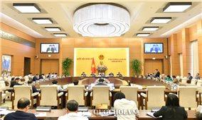 UBTVQH thông qua Nghị quyết quy định cấp hàm Trung tướng, Thiếu tướng Công an