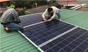Vướng mắc trong phát triển điện mặt trời trên mái nhà dân