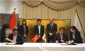 Nhật Bản viện trợ cho 8 dự án tại các địa phương miền núi