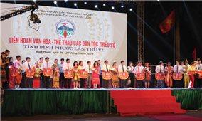 Liên hoan Văn hóa Thể thao các DTTS tỉnh Bình Phước