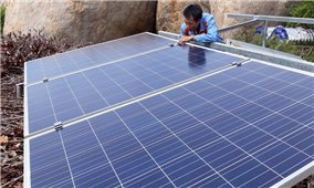 Lợi ích kép từ chính sách hỗ trợ điện mặt trời ở Đồng Tháp
