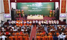 Nhiều hoạt động mừng Tết cổ truyền của đồng bào Khmer