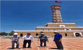 Dự kiến khánh thành Cột cờ Hà Nội ở Mũi Cà Mau vào dịp Quốc Khánh 2/9/2019