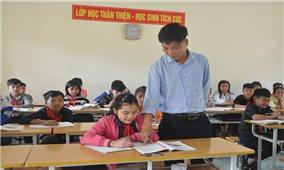 Nghệ An: Gieo mầm xanh trên vùng đất khó
