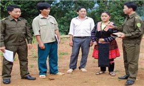 Điện Biên: Bảo đảm an ninh trật tự tuyến cơ sở