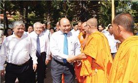 Họp mặt, mừng Tết cổ truyền Chôl Chnăm Thmây năm 2019: Lan tỏa niềm vui lớn