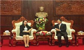 Hợp tác về lĩnh vực công tác dân tộc Việt Nam-Lào ngày càng đi vào thực chất