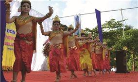 Đồng bào Khmer ở Trà Vinh: Đón Tết cổ truyền trong niềm vui no ấm