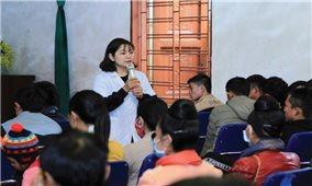 Câu lạc bộ Bạn gái tiêu biểu ở Sơn La: Sáng kiến nâng cao kiến thức sức khỏe sinh sản vị thành niên