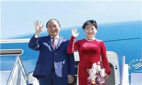 Thúc đẩy hữu nghị, hợp tác Việt Nam-Cộng hòa Séc lên một tầm cao mới