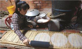 Trảng Bàng: Khó giữ nghề bánh tráng phơi sương