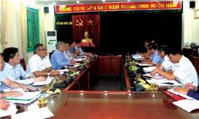 Bộ trưởng, Chủ nhiệm UBDT Đỗ Văn Chiến làm việc với Đoàn công tác của UBND tỉnh Lai Châu
