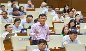 Kỳ họp thứ 7, Quốc hội khóa XIV: Cấp thiết ban hành Luật Phòng, chống tác hại của rượu, bia