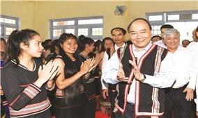 Nhiều địa phương tổ chức thành công Đại hội đại biểu DTTS lần III