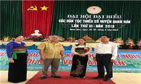 Quan Hóa (Thanh Hóa): Tổ chức thành công Đại hội đại biểu các DTTS lần thứ III