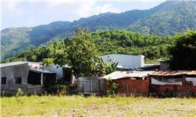 Khánh hòa: Hậu quả nghiêm trọng từ buông lỏng quản lý đất