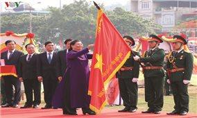 Lễ kỷ niệm 65 năm Chiến thắng Điện Biên Phủ