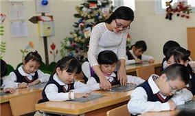 Thiếu giáo viên dạy lớp 1 theo chương trình mới