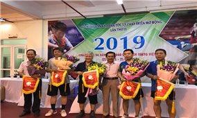 Sôi nổi Giải bóng bàn Báo Dân tộc và Phát triển Mở rộng lần thứ III năm 2019