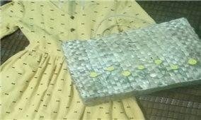 Sáng kiến làm hàng mỹ nghệ từ bẹ chuối khô