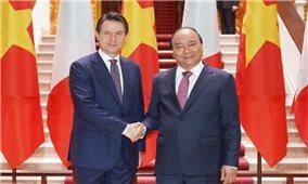 Quan hệ Việt Nam và I-ta-li-a phát triển hiệu quả và năng động