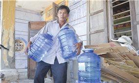 Cơ sở nuôi thủy sản gây nhiễm mặn nguồn nước