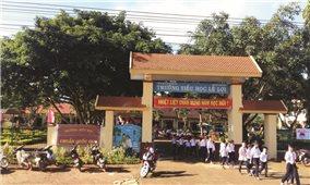 Hỗ trợ học sinh, sinh viên DTTS thuộc hộ nghèo, hộ cận nghèo ở Đăk Nông: Tạo động lực phát triển lĩnh vực giáo dục