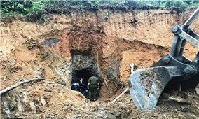 Quỳ Hợp (Nghệ An): Quyết tâm xóa sổ những mỏ thiếc hết hạn