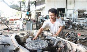 Cựu chiến binh Krông Pa tích cực xây dựng nông thôn mới