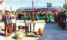Đăk Nia duy trì, phát triển văn hóa truyền thống đồng bào Mạ