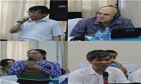 Góp ý Đề án Tổng thể phát triển vùng DTTS và miền núi: Tiếng nói của chuyên gia các tổ chức quốc tế