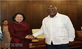Tiếp tục tăng cường mối quan hệ hợp tác toàn diện Việt Nam – Cuba