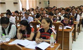 Quảng Ngãi: Khó khăn trong giải quyết việc làm cho sinh viên cử tuyển