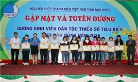 Đắk Nông hỗ trợ học sinh, sinh viên dân tộc thiểu số có hoàn cảnh khó khăn