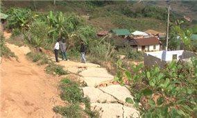 Kon Tum: Gần 70 tỷ đồng xây dựng khu tái định cư cho các hộ dân vùng sạt lở