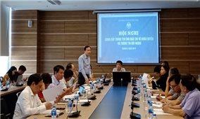 Cung cấp thông tin tới báo chí về công tác nhân quyền và thông tin đối ngoại