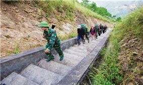 Thoát nghèo nhờ tham gia bảo vệ rừng