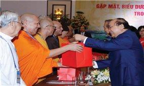 Thủ tướng Nguyễn Xuân Phúc: Tôn giáo ở Việt Nam thực sự là một nguồn lực quan trọng