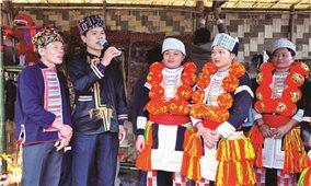 Câu lạc bộ Hát Páo Dung: Góp phần giữ gìn, phát huy văn hóa dân tộc