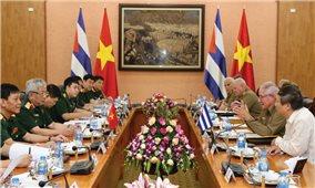 Đối thoại Chính sách Quốc phòng Việt Nam-Cuba lần thứ 3