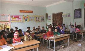 Thiếu cơ sở vật chất trường lớp: Khó triển khai Chương trình giáo dục phổ thông mới