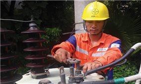 Thanh Hóa: Nỗ lực khắc phục lưới điện sau lũ